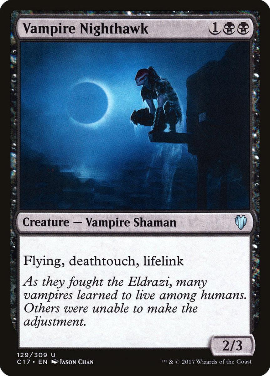 Vampire Nighthawk mtg