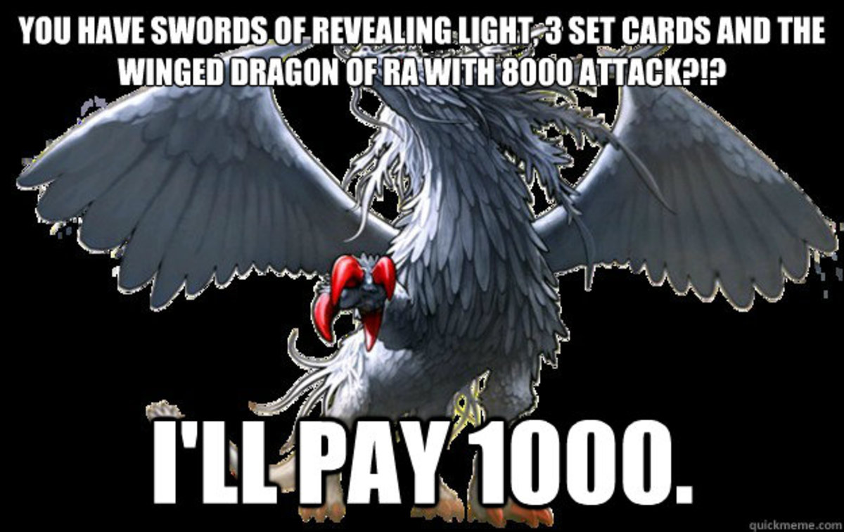 Why Judgment Dragon will always be a good card.