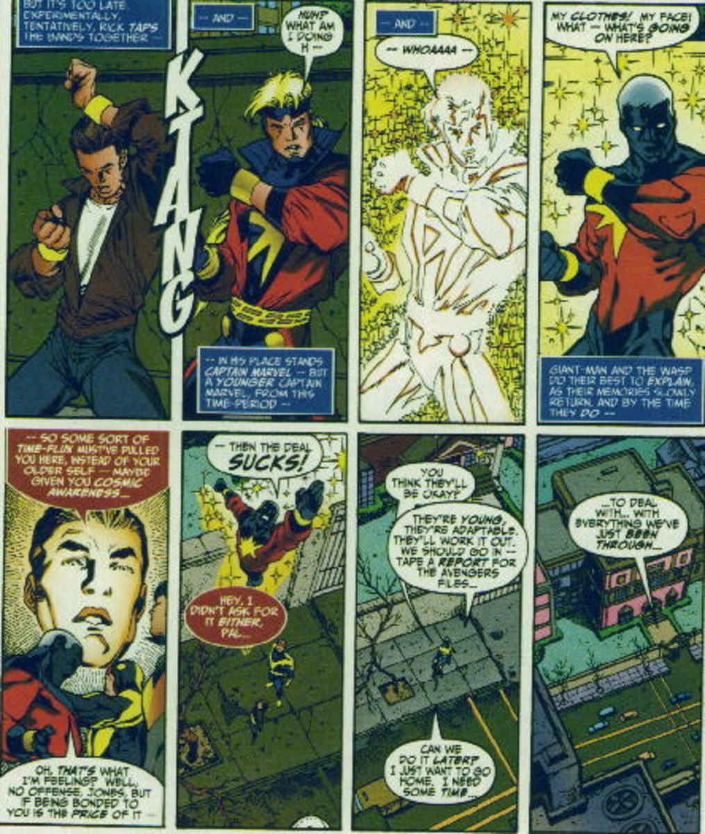 Rick Jones gets bound to Genis-Vell