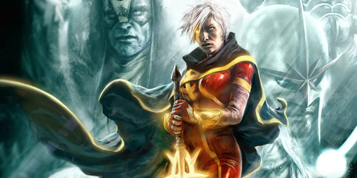 Phyla-Vell as Quasar
