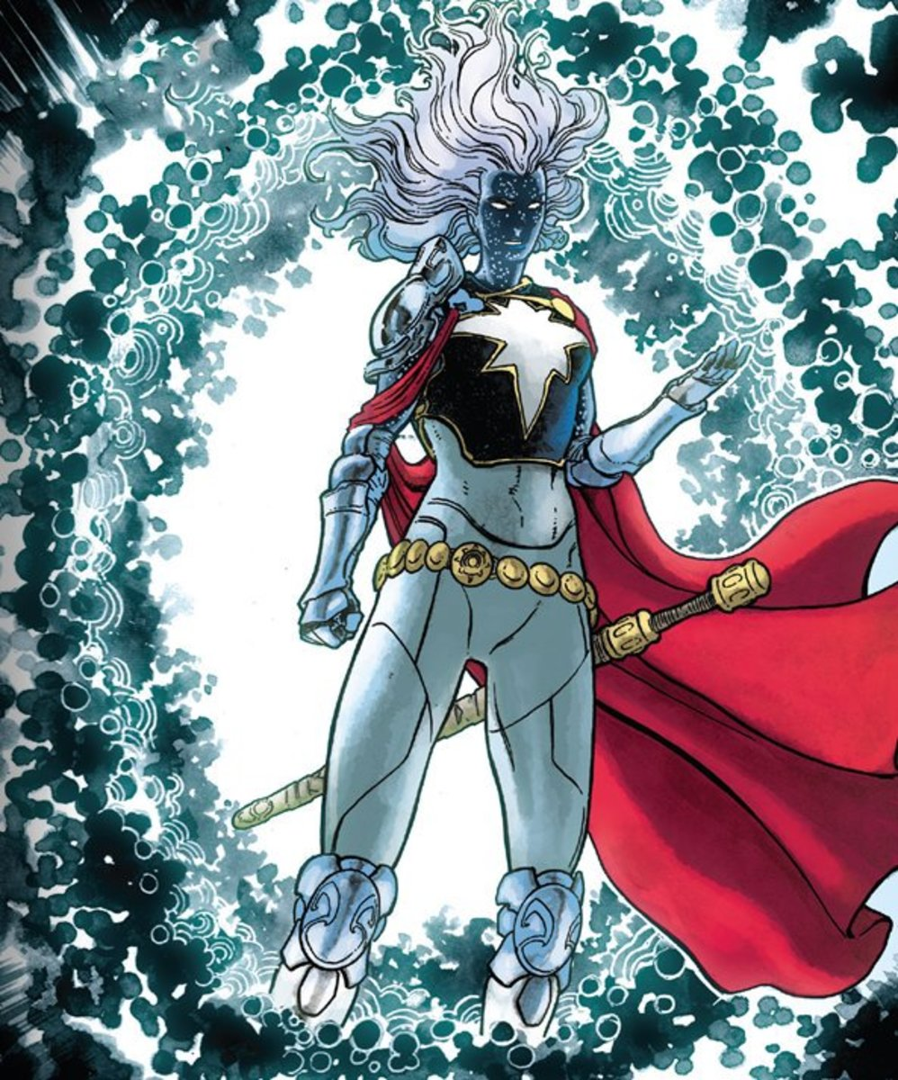 Phyla-Vell, daughter of Mar-Vell