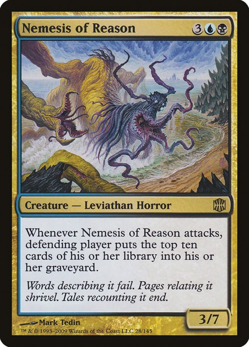 Nemesis of Reason mtg