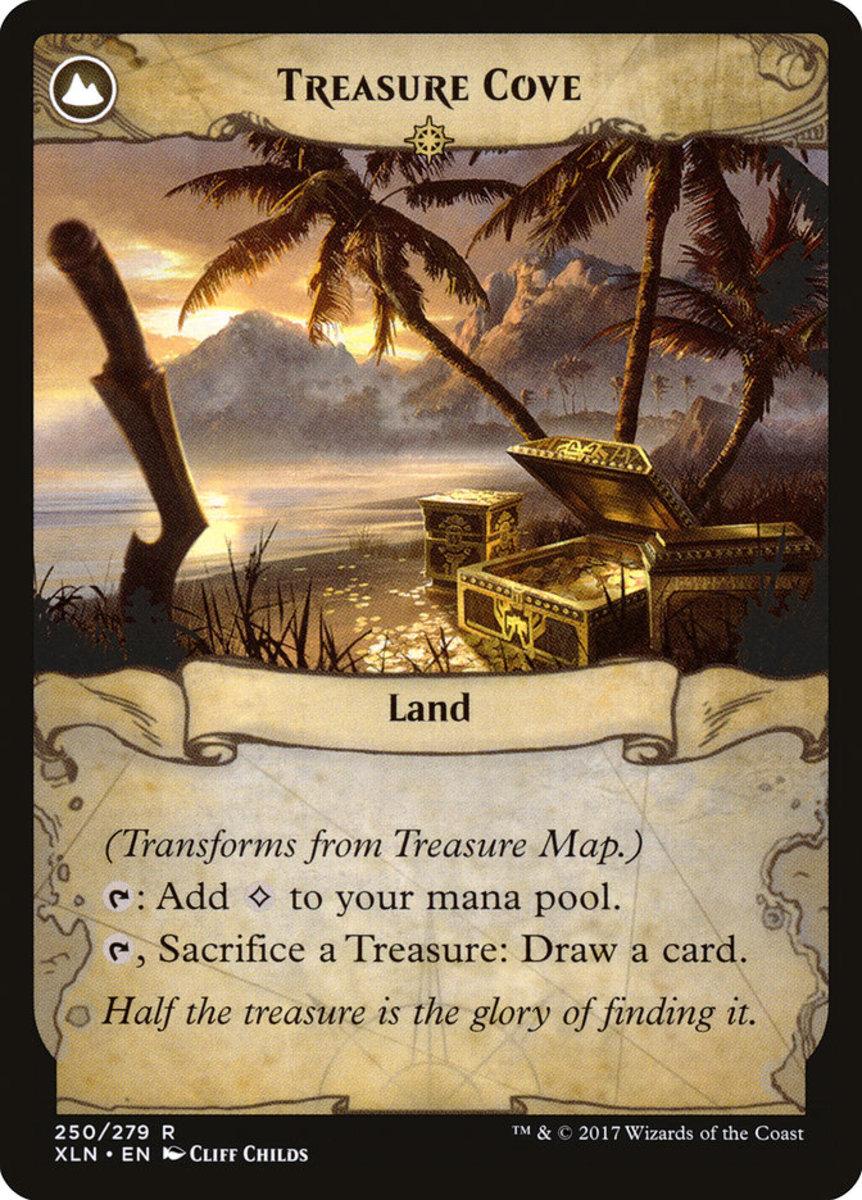 Treasure Cove mtg