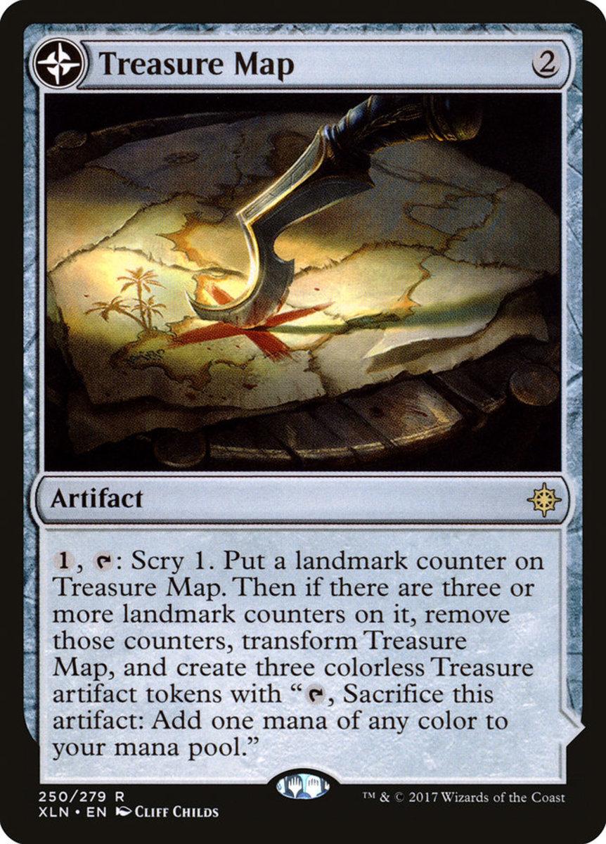 Treasure Map mtg