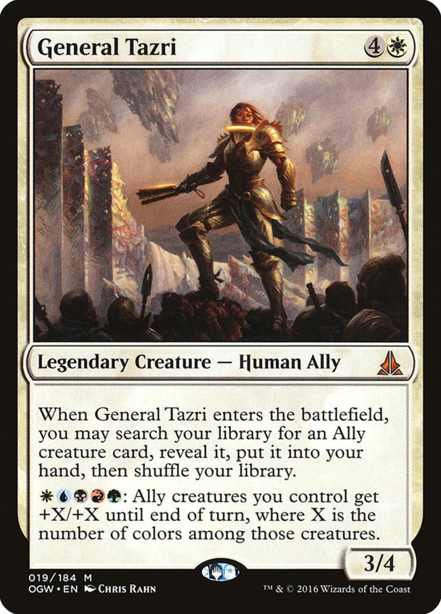 The Top Commanders in Competitive EDH