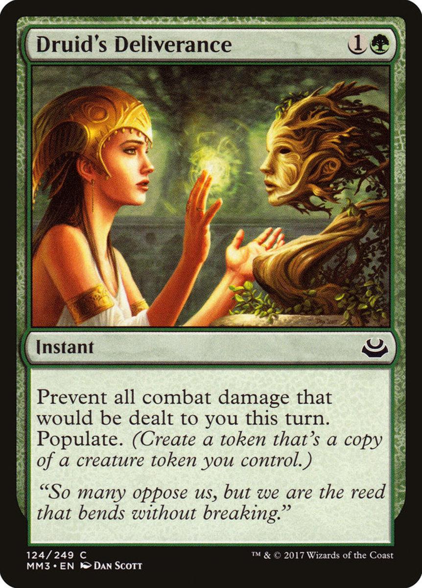 Druid's Deliverance mtg