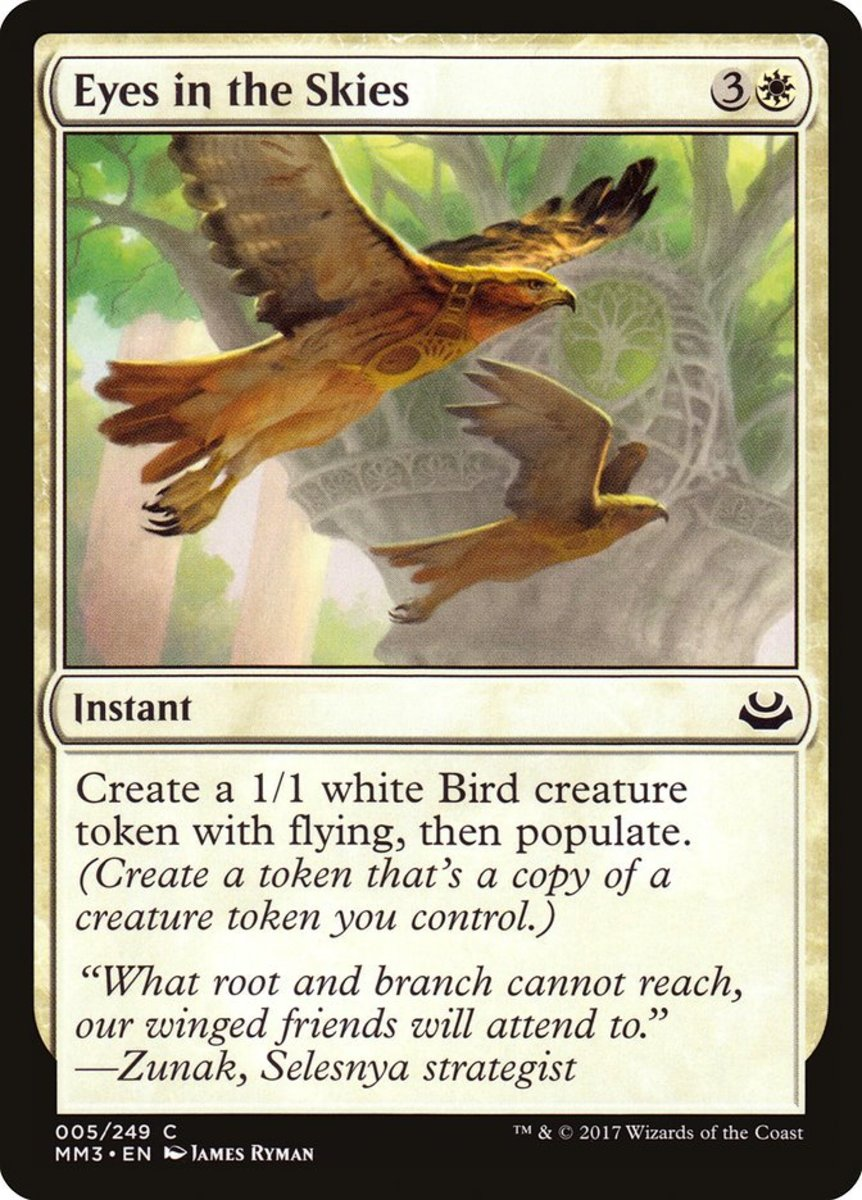 Top 10 Populate Cards in Magic: The Gathering