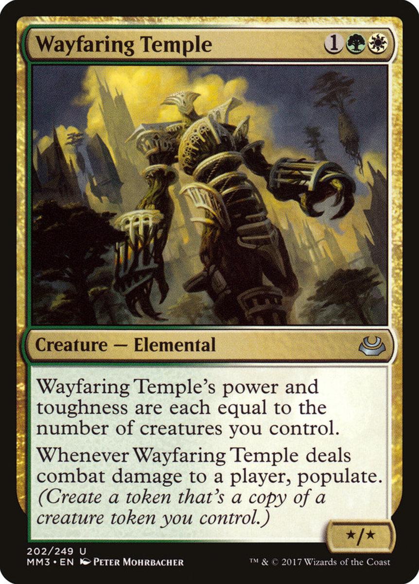 Wayfaring Temple mtg