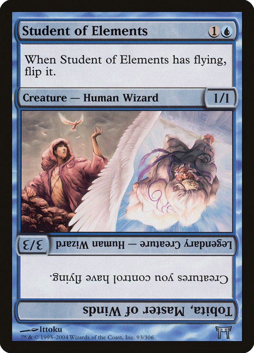 Top 10 Flip (Rotate) Cards in Magic: The Gathering