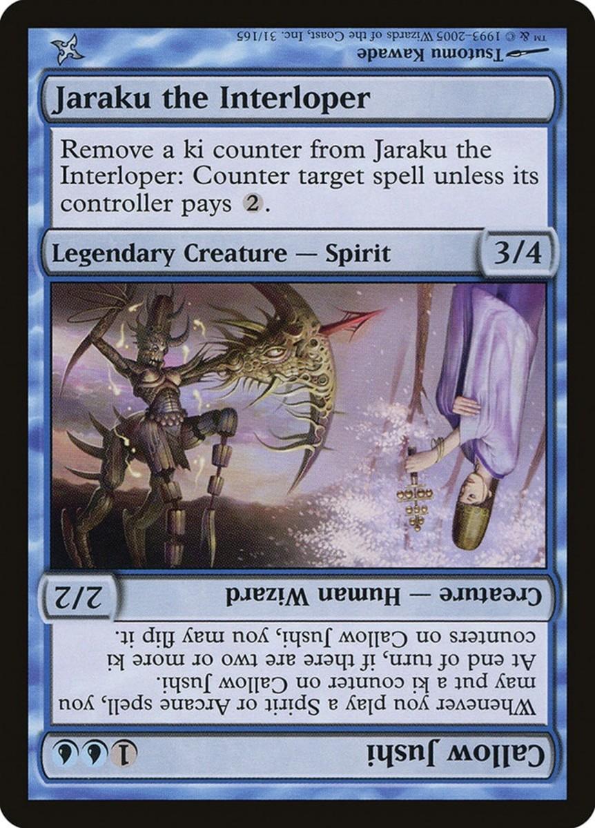 Jaraku the Interloper