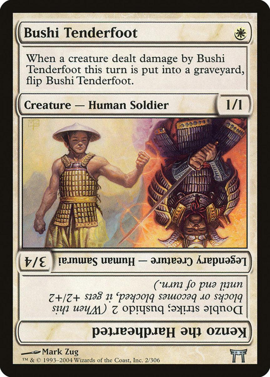 Bushi Tenderfoot