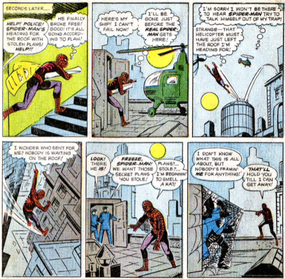 propps-morphology-and-comics-amazing-spider-man-1