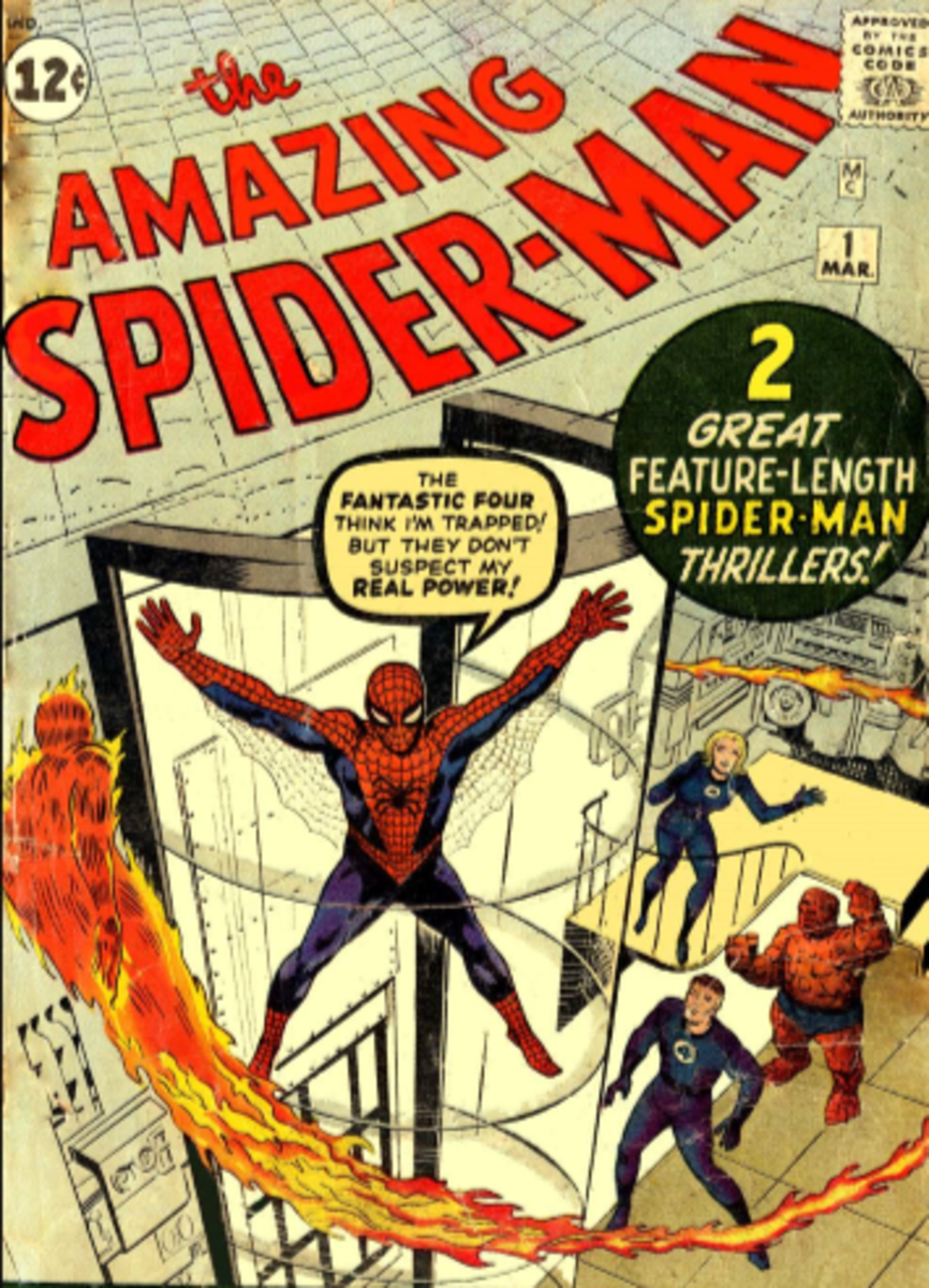 "Propp's Morphology and Comics: ""Amazing Spider-Man #1"""