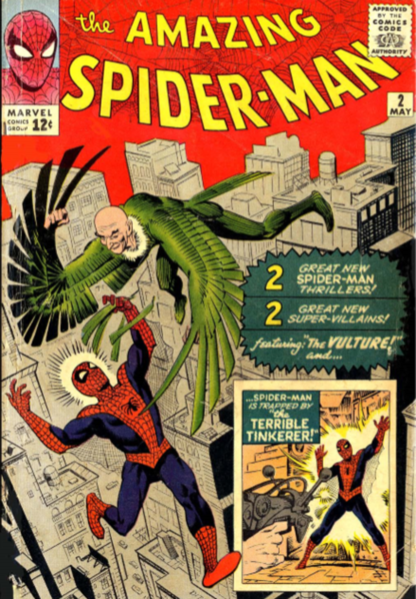 Propp's Morphology and Comics: