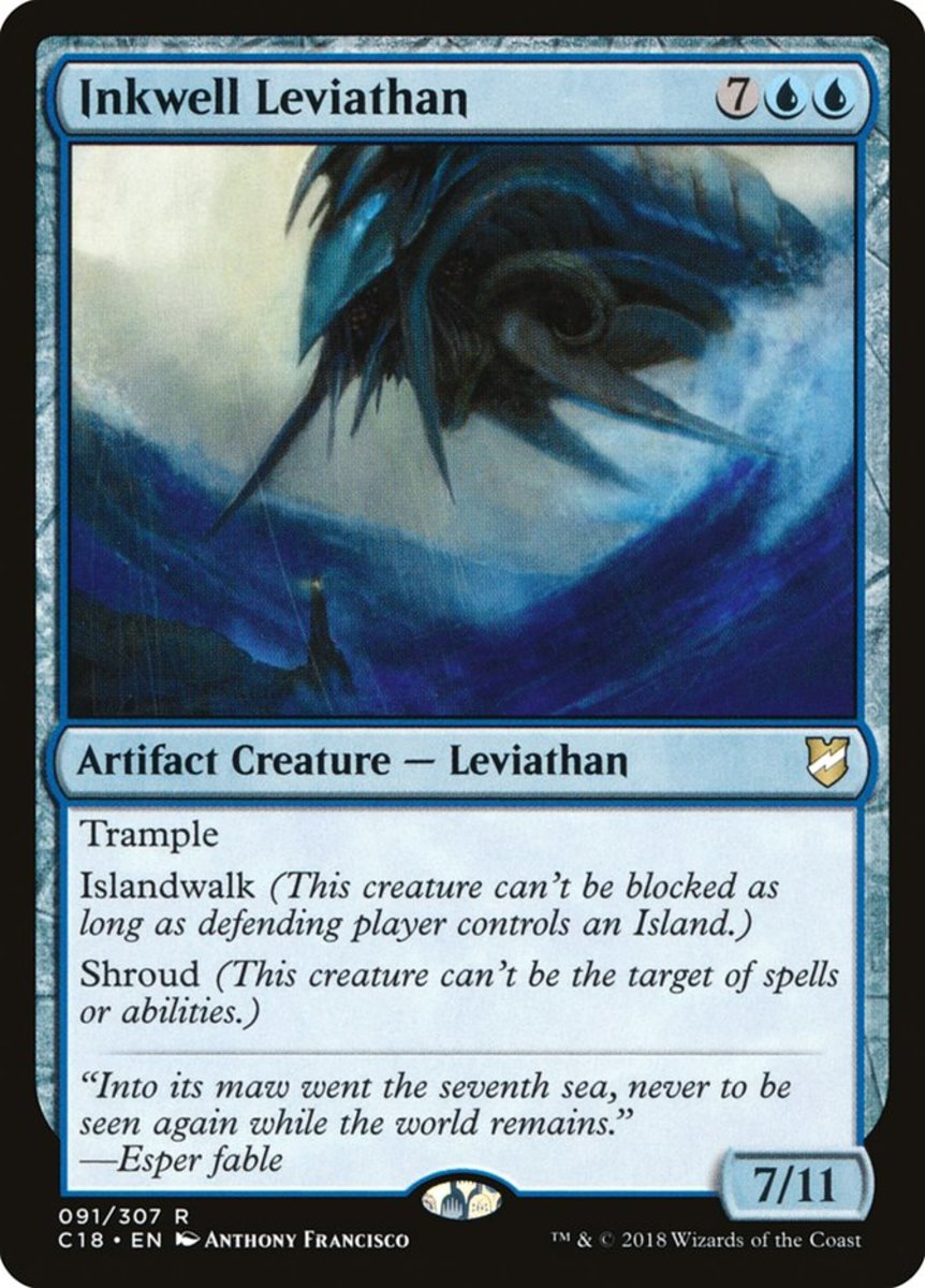 Inkwell Leviathan mtg
