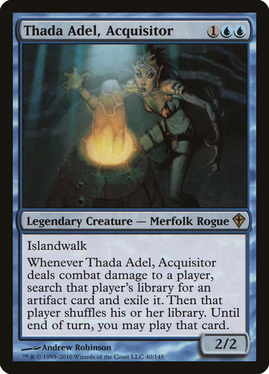 Thada Adel, Acquisitor mtg