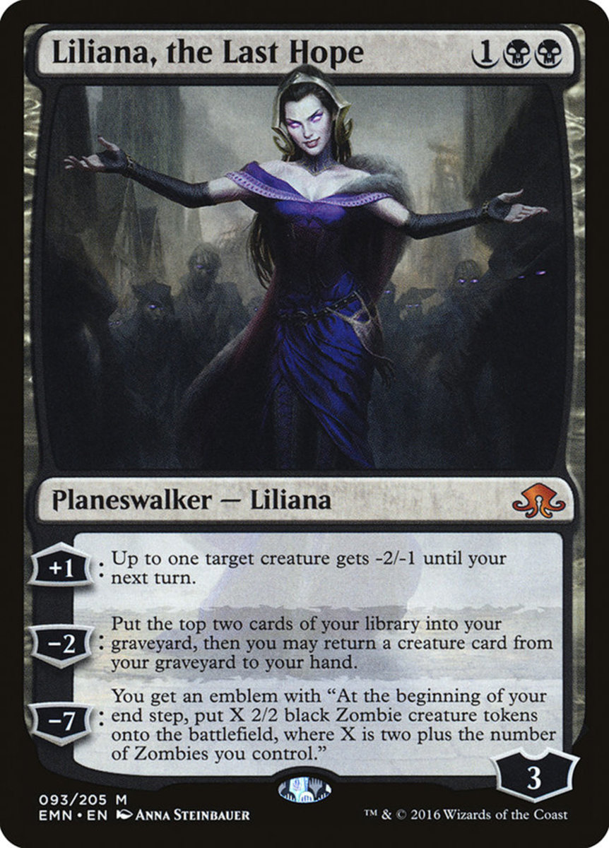 Top 20 Planeswalker Ultimate Effects in Magic: The Gathering