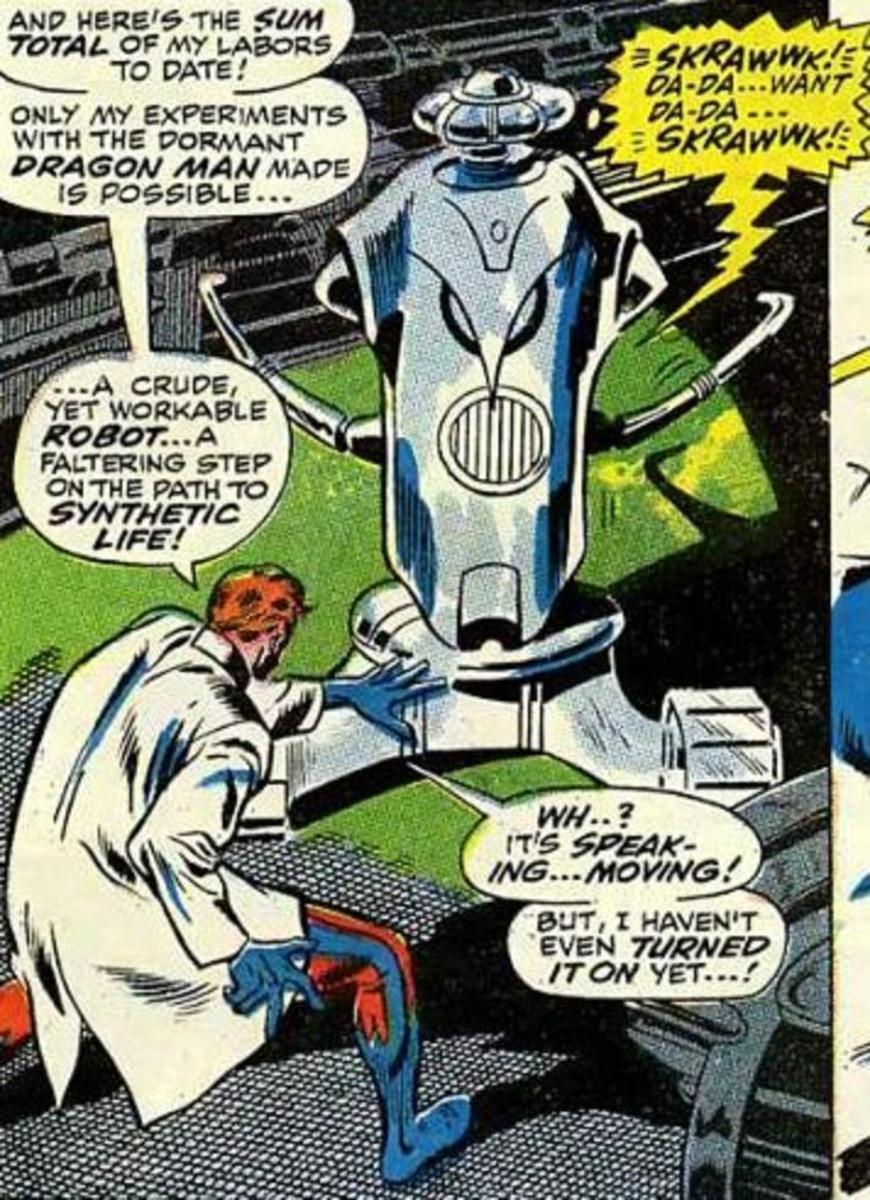 Hank Pym was a terrible android dad to Ultron