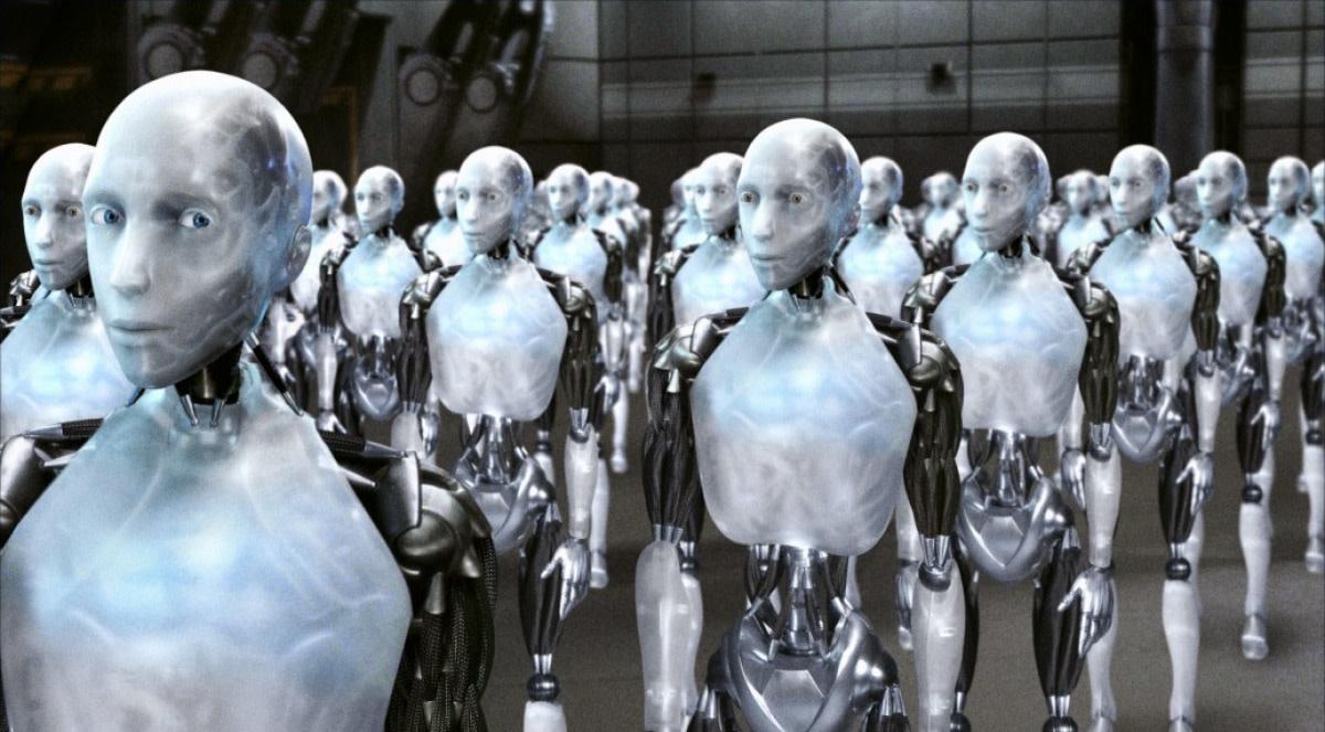 I, Robot - Three Laws Compliant