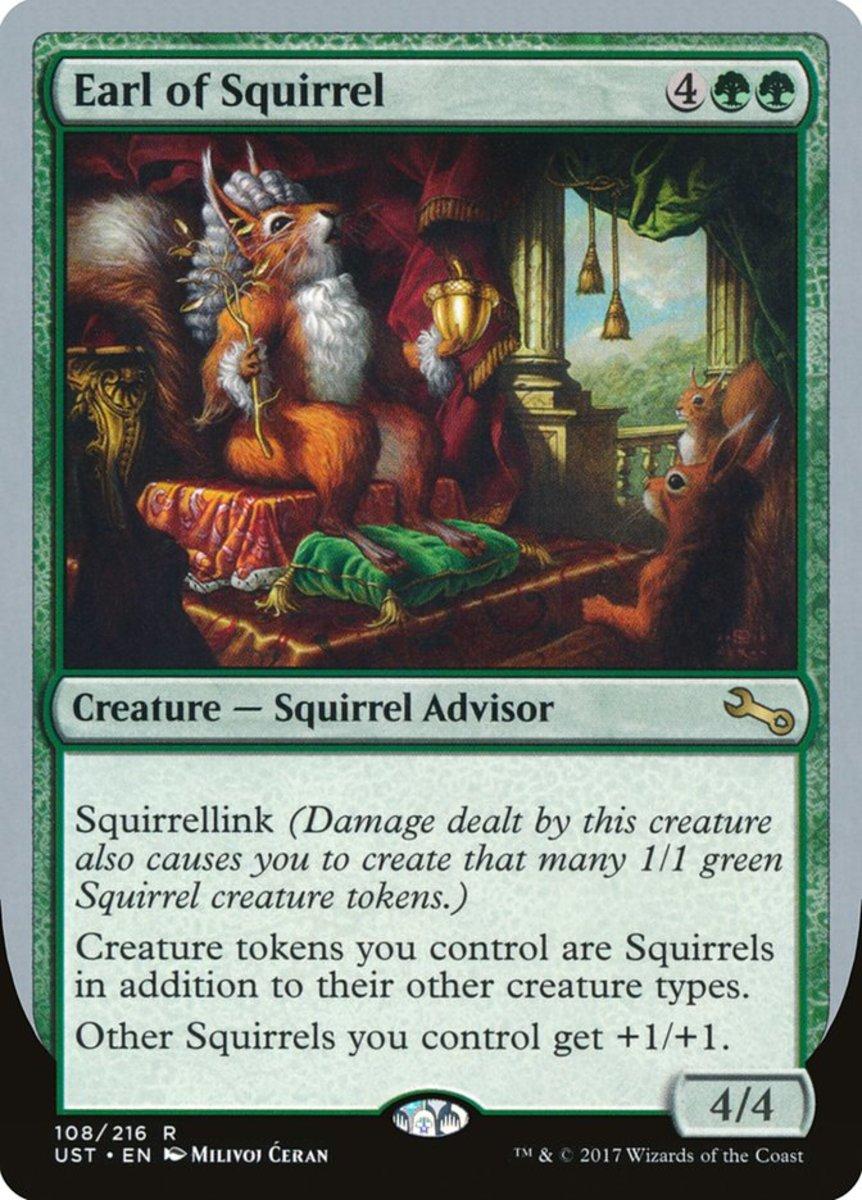 Earl of Squirrel mtg