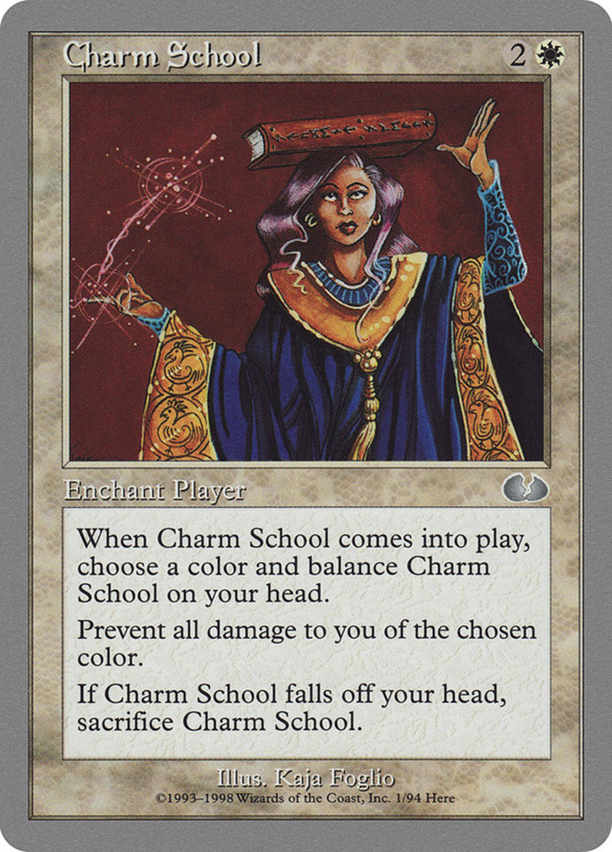 Charm School mtg
