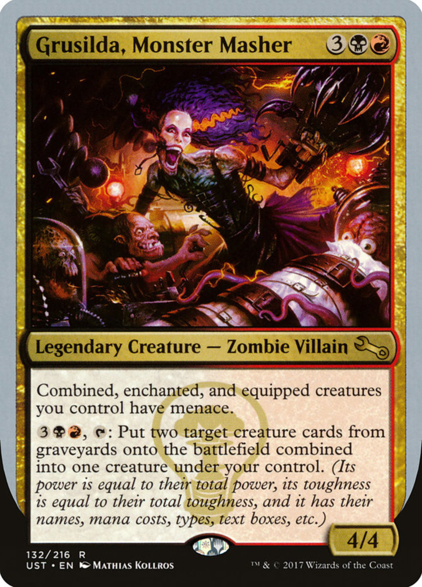 Top 3 Joke Cards in Magic: The Gathering - HobbyLark - Games and