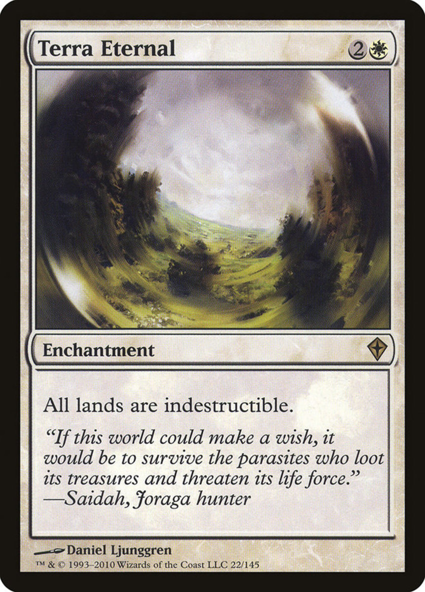 Terra Eternal mtg