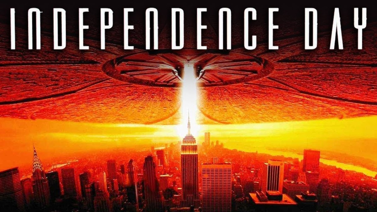 In 1996, Independence Day was the most popular film.