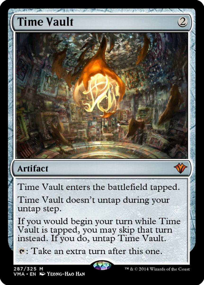 Time Vault mtg