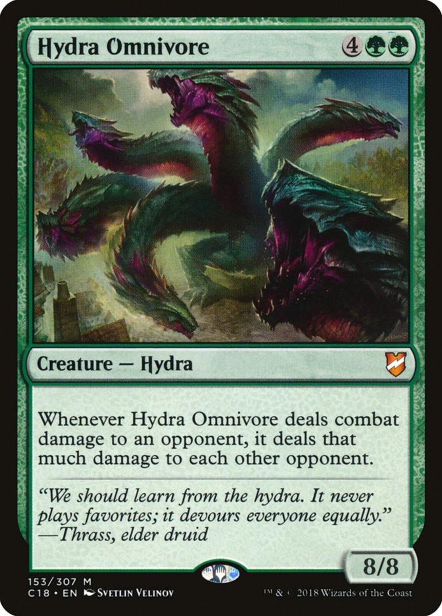 Hydra Omnivore mtg