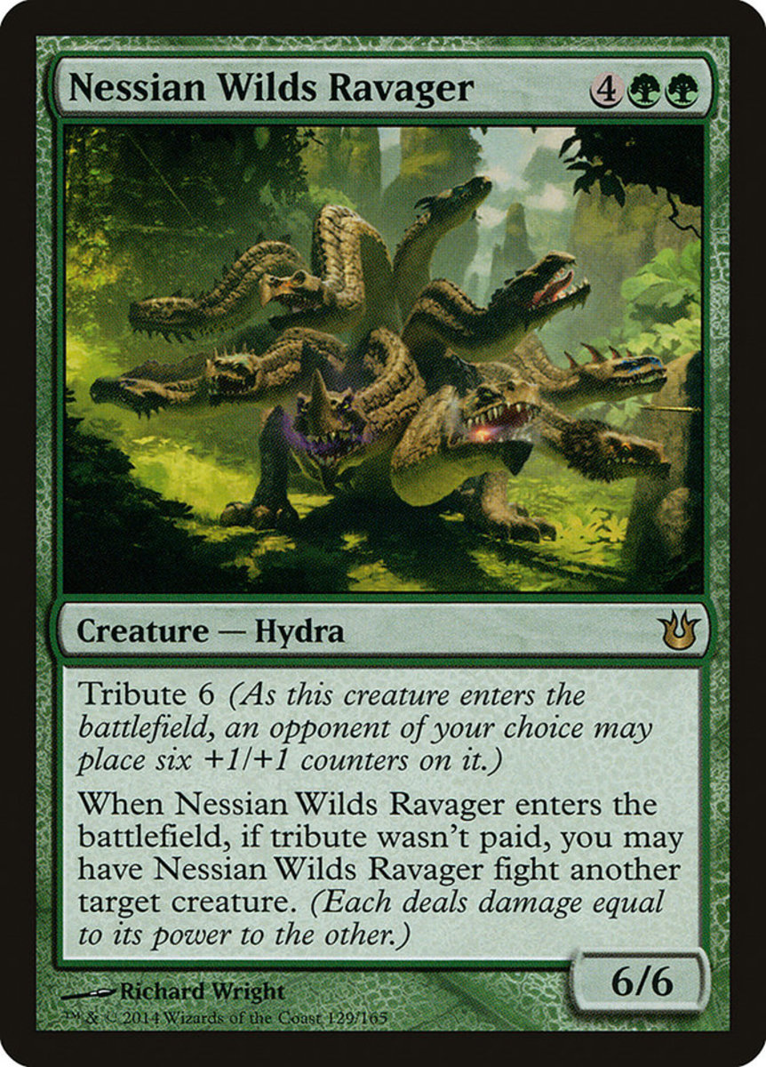 Top 30 Hydras in Magic: The Gathering