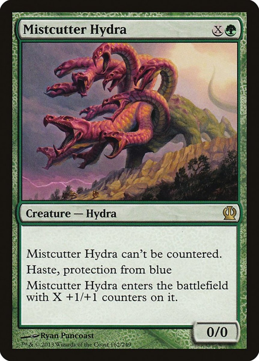 Mistcutter Hydra mtg