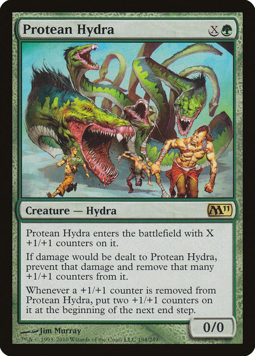 Protean Hydra mtg