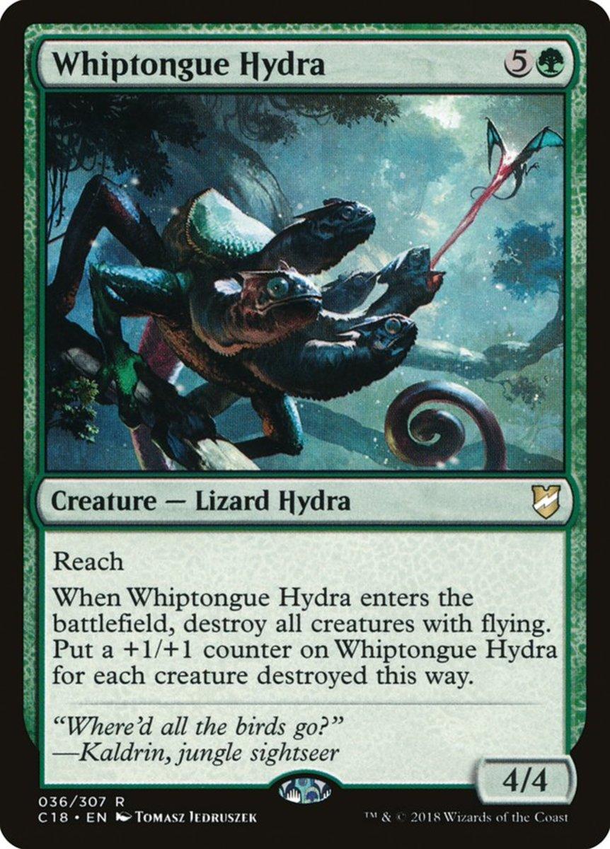 Whiptongue Hydra mtg