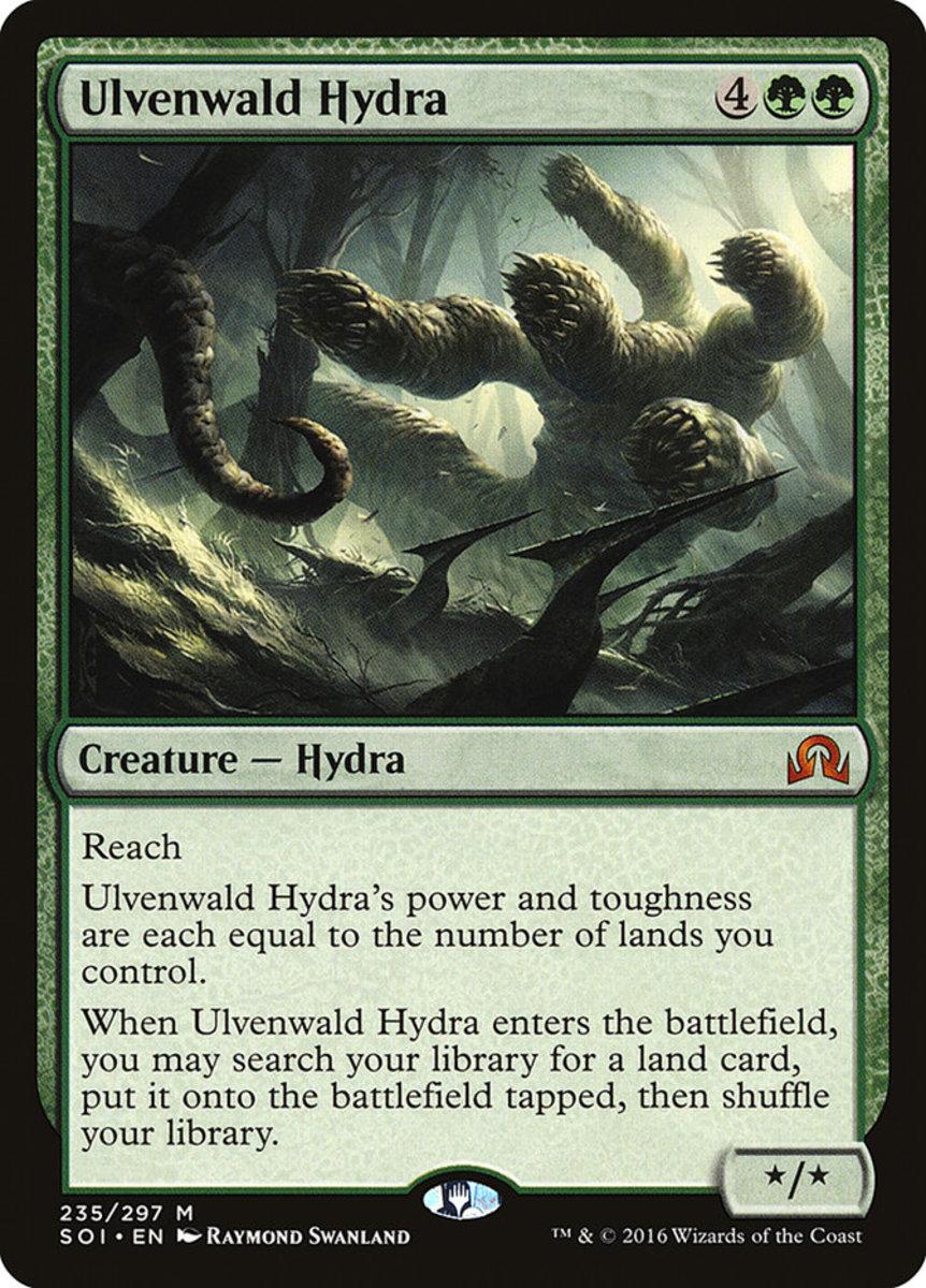 Ulvenwald Hydra mtg