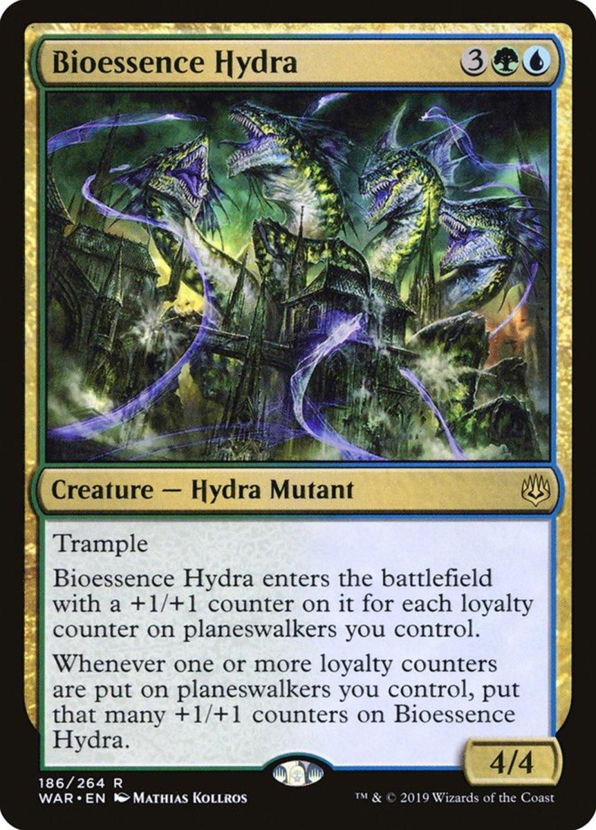 Bioessence Hydra mtg
