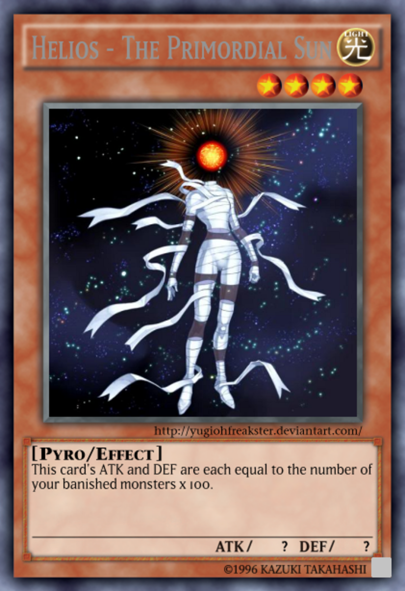 Helios – The Primordial Sun
