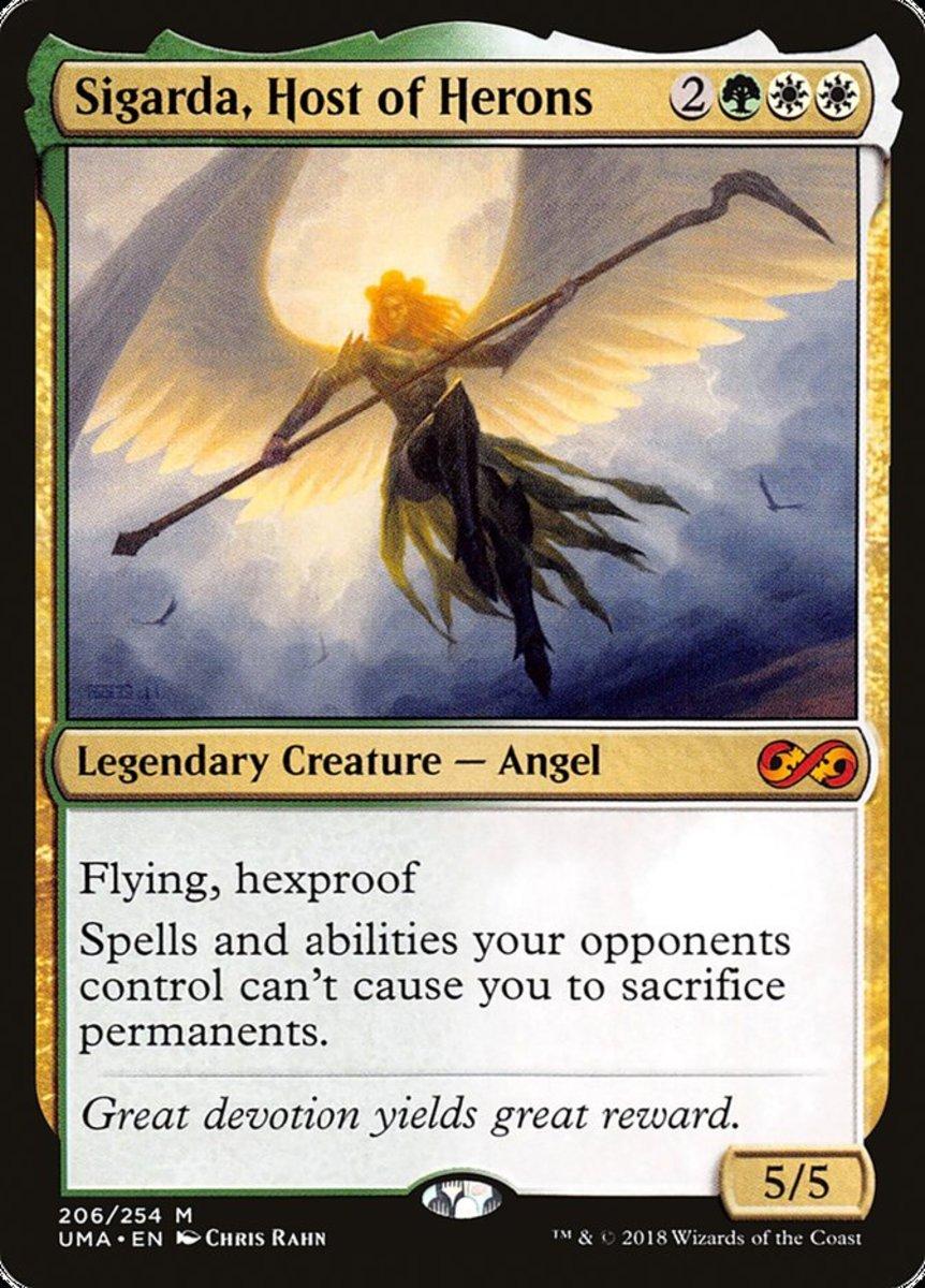 Sigarda, Host of Herons mtg
