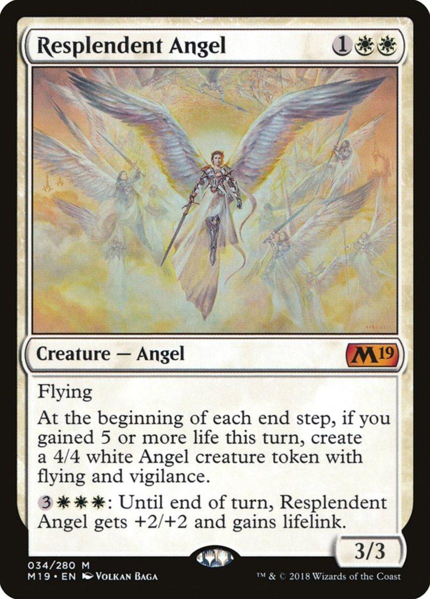 Resplendent Angel mtg