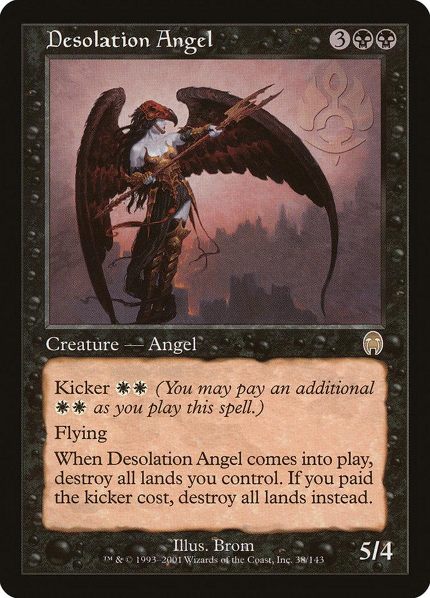 Desolation Angel mtg