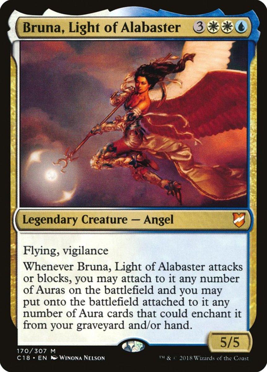 Bruna, Light of Alabaster mtg