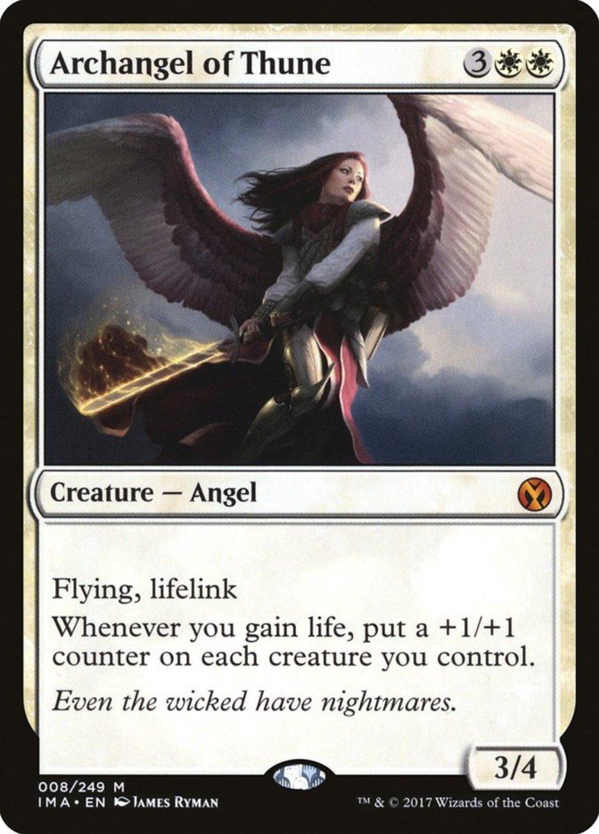 Archangel of Thune mtg