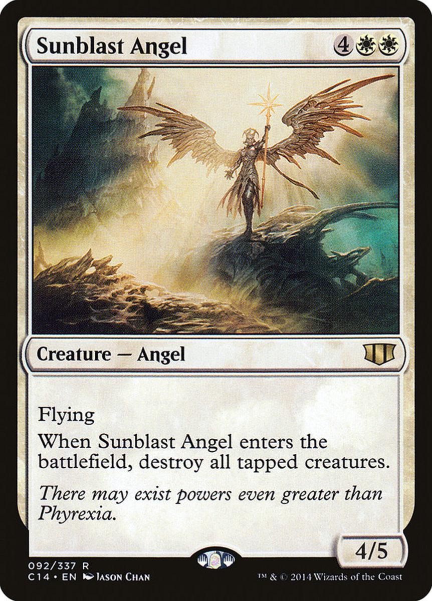Sunblast Angel mtg