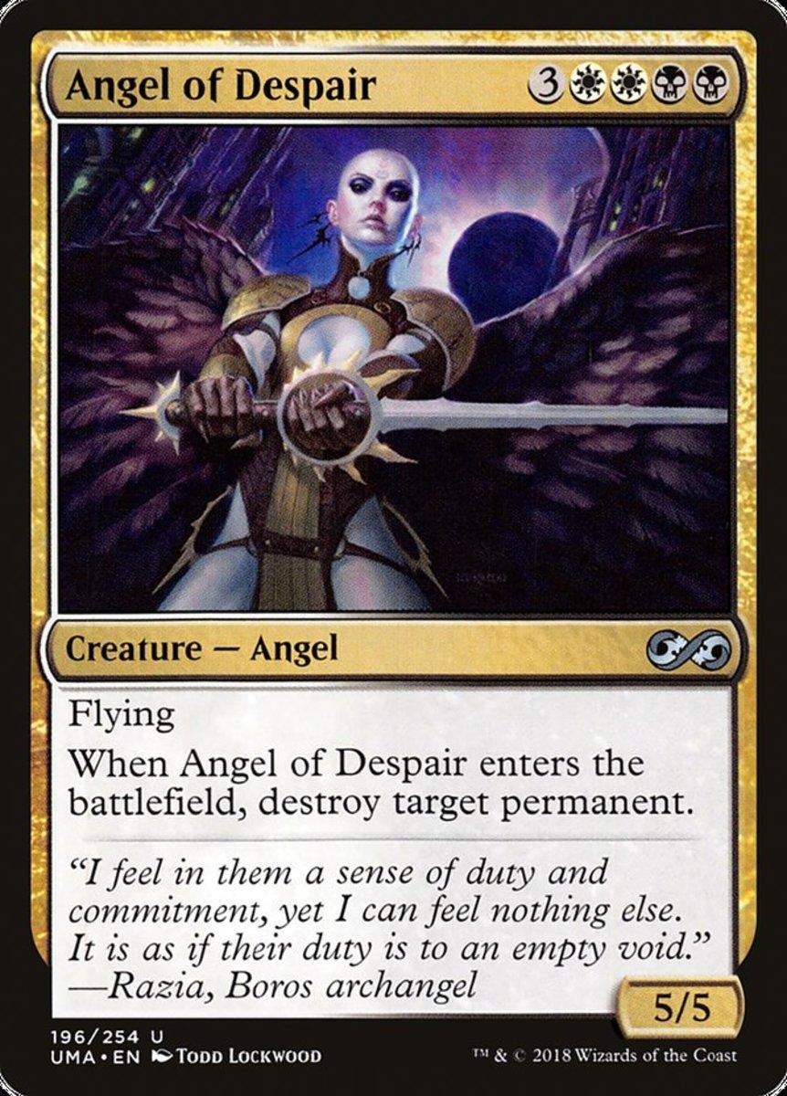 Angel of Despair mtg