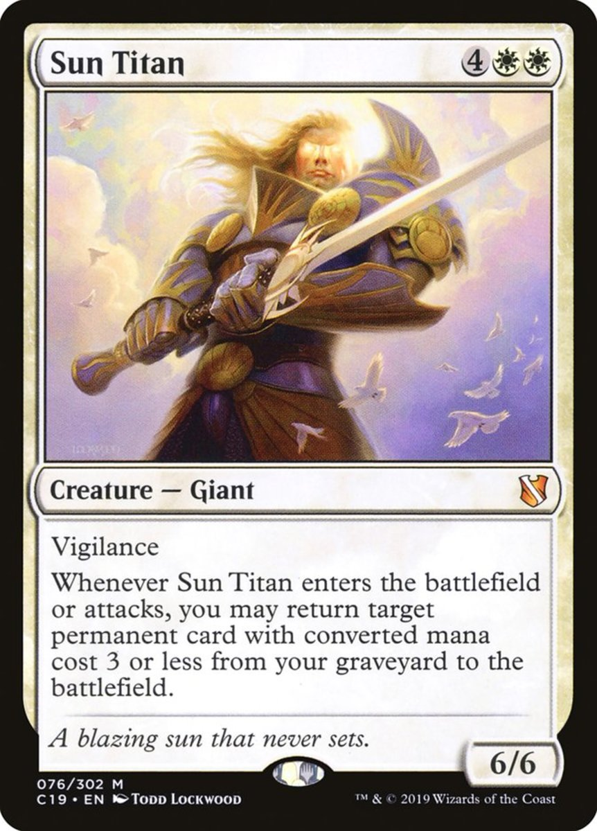 Sun Titan mtg