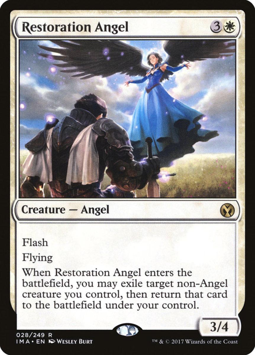 Restoration Angel mtg