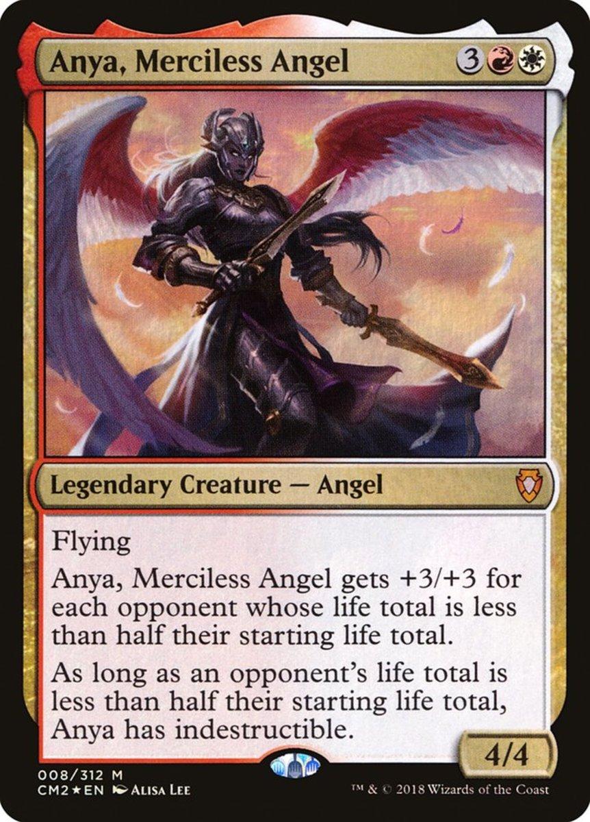 Anya, Merciless Angel mtg