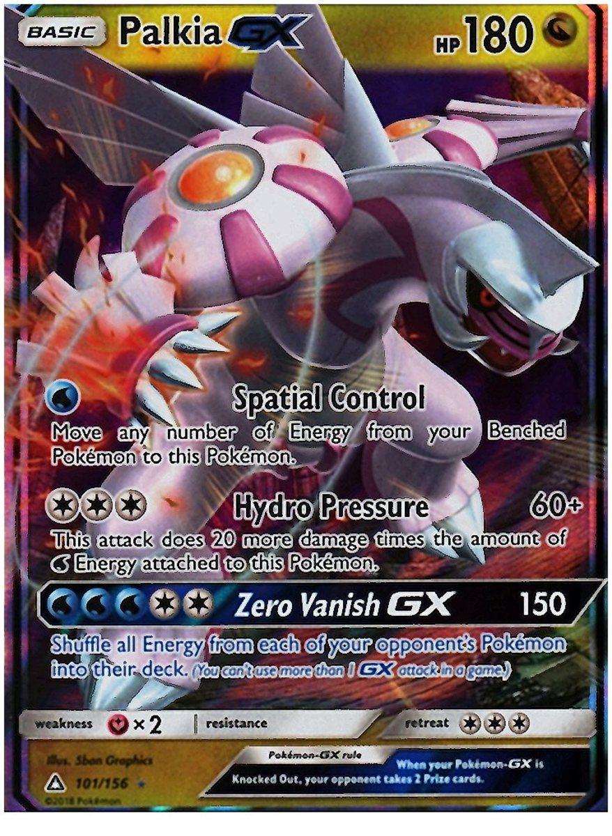 Palkia-GX (Ultra Prism)