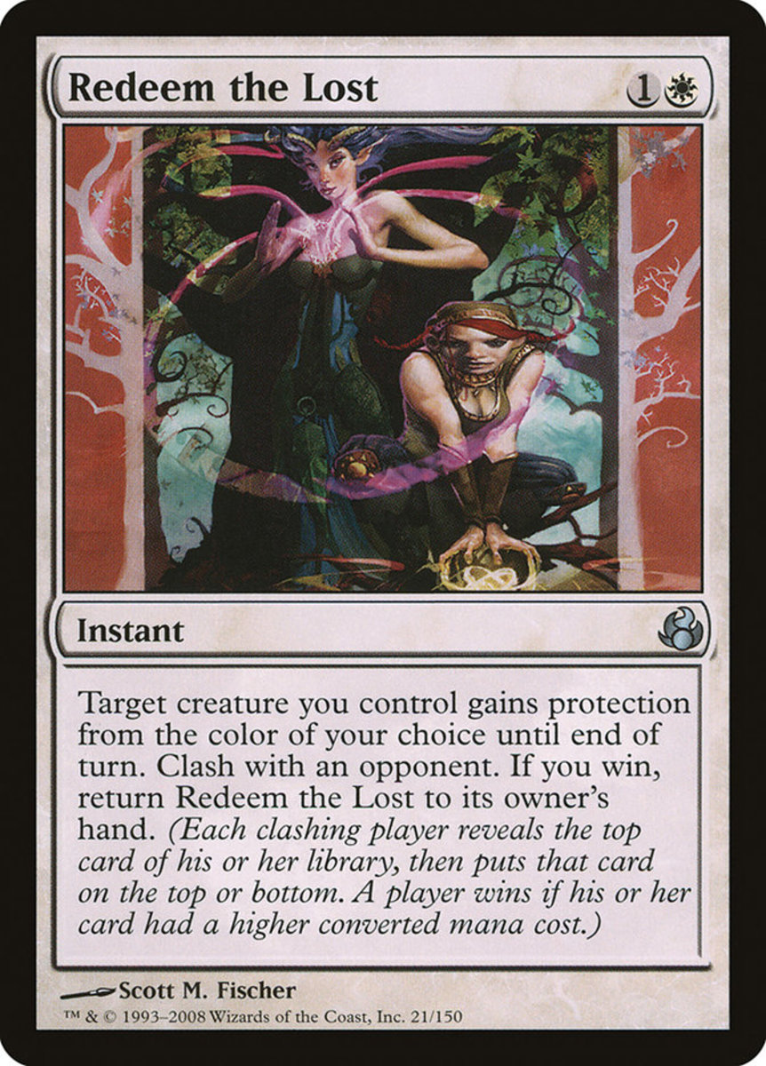Top 10 Clash Cards in Magic: The Gathering