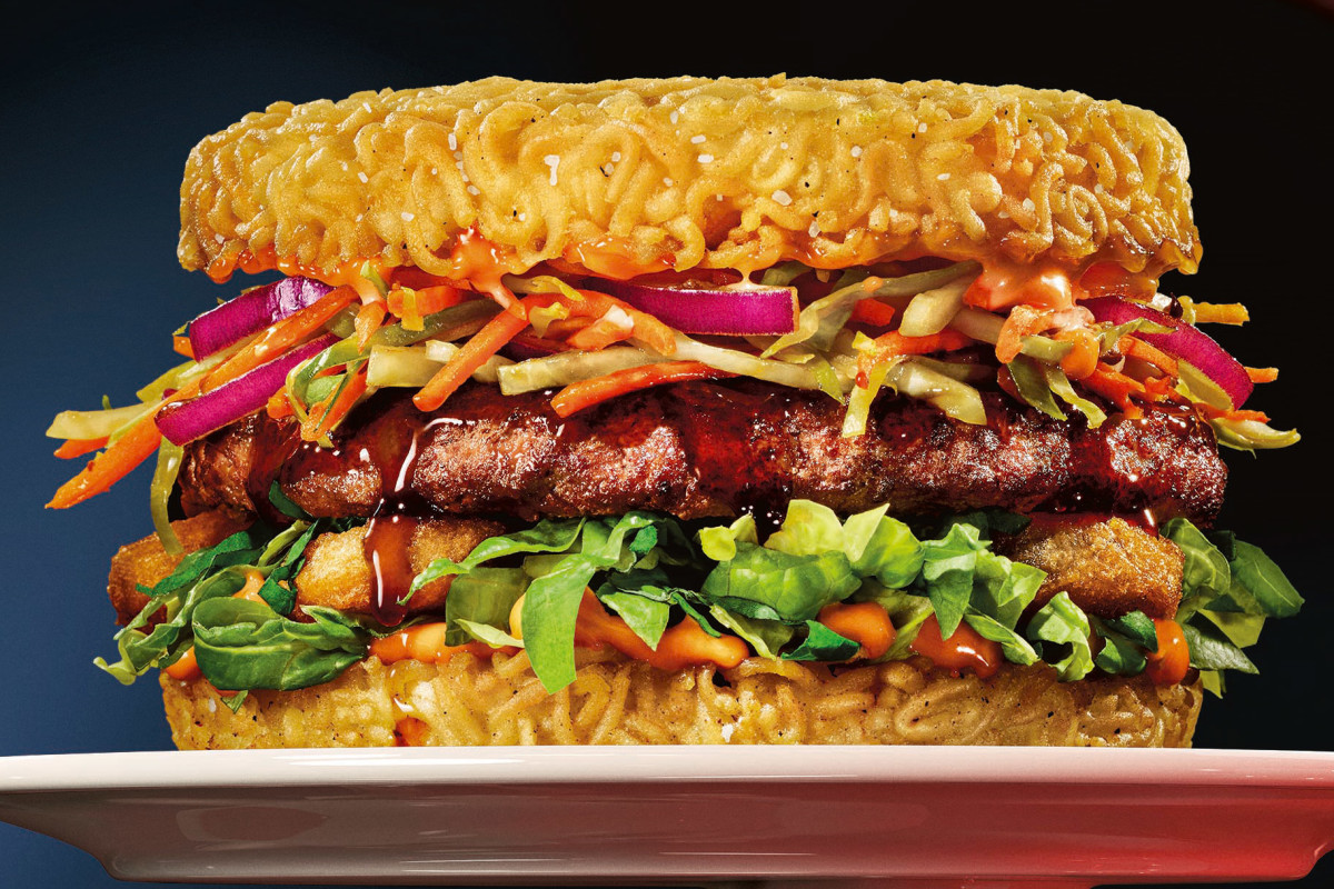 In 2016, Ramen burgers were all the rage.